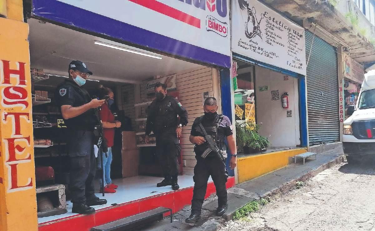 Asaltante deja traumatizada a trabajadora de expendio de Bimbo, en Cuernavaca