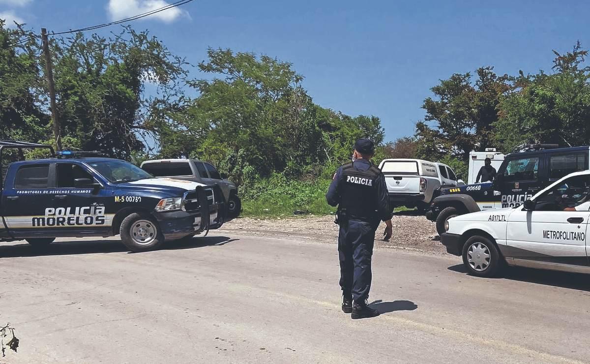 Desfiguran y matan a hombre a golpes en Morelos, lo abandonaron en camino de terracería