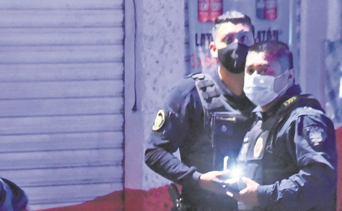 Acribillan a sujeto frente a depósito de cervezas, en la alcaldía Álvaro Obregón