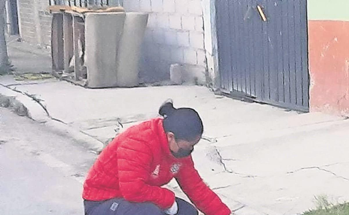 Asesinan de un disparo a mujer en el Edomex, se presume fue un asalto