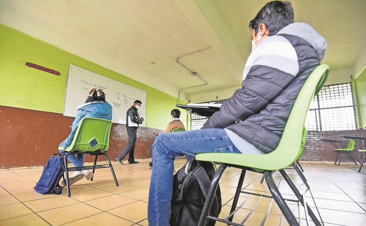 Estudiantes regresarán a las escuelas de manera escalonada, en Morelos