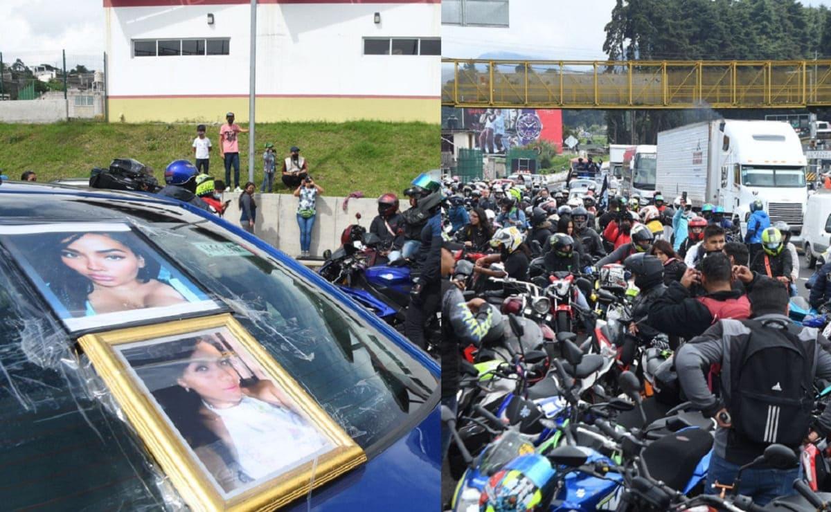 """""""Accidente le puso pasar a cualquiera"""": papá de chica motociclista que murió en la México-Cuernavaca"""