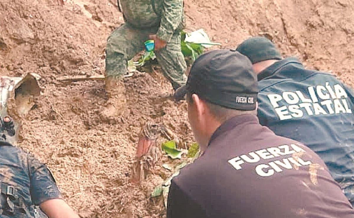 'Grece' deja seis niños muertos en su paso por Xalapa y 22 municipios afectados