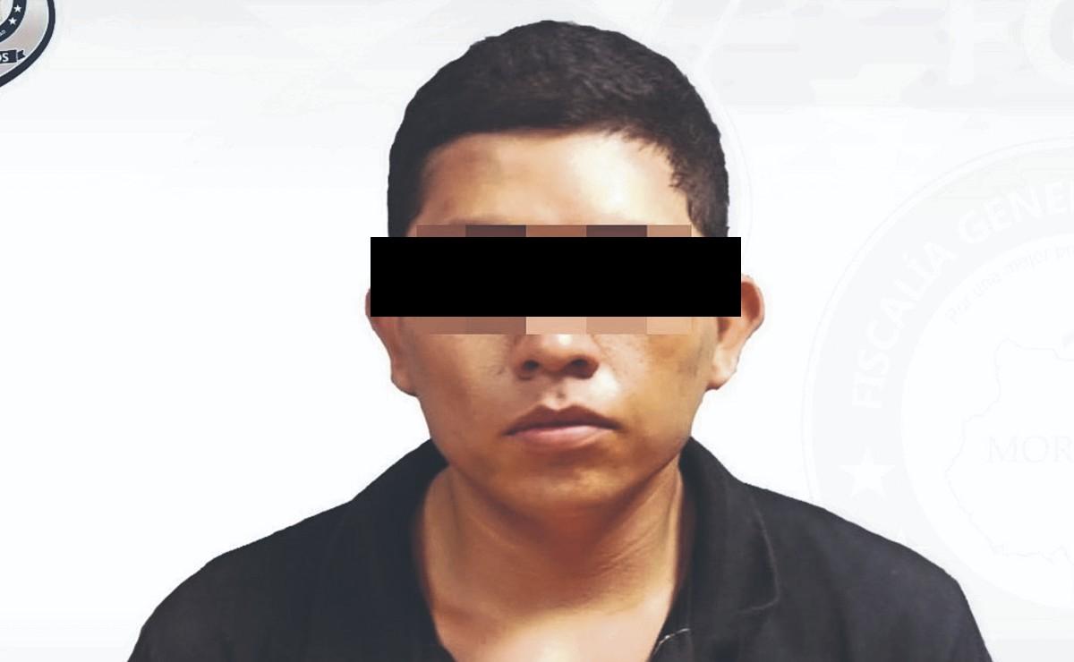 """Cae """"El Bimbo"""" por matar a su cliente en Morelos, se hizo pasar como vendedor"""