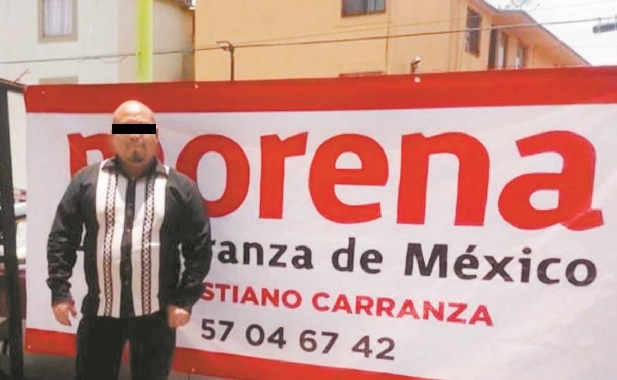 """Locatarios de mercados La Merced y de Sonora ventilan red de extorsionadores """"de Morena"""""""