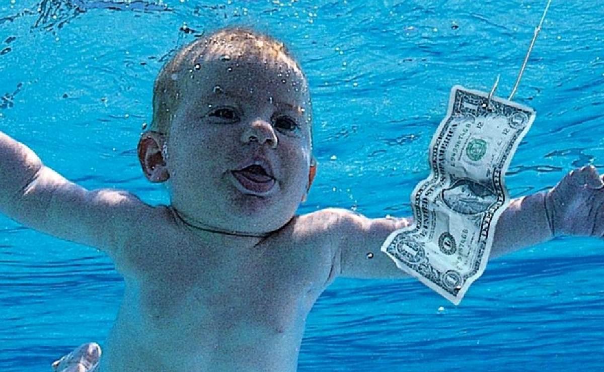 "Ex bebé que apareció en ""Nevermind"" de Nirvana demanda a la banda por pornografía infantil"
