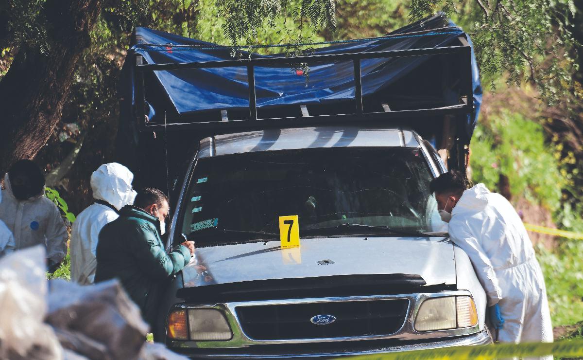 Vecinos reportan balacera en Ecatepec y policías se tardan 6 horas en llegar; había 3 muertos