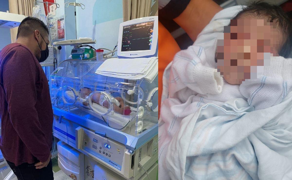 Aparece bebé que fue robada del Hospital General de Occidente, en Guadalajara