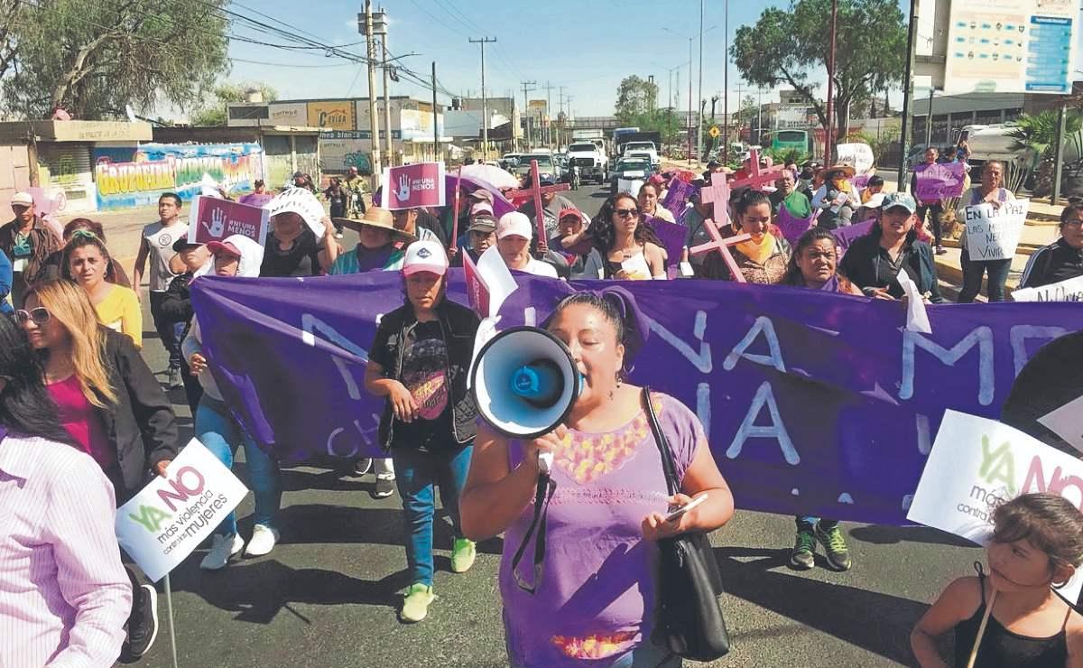 Feminicidios en México crecen sin parar, van 564 en siete meses de 2021