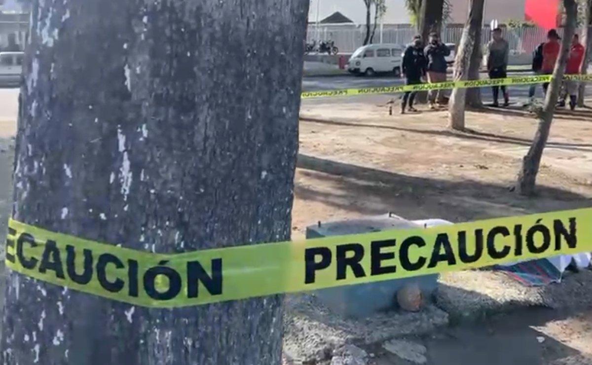 Limpiaparabrisas de desvanece en calles de la CDMX, vecinos dan dos versiones de su muerte