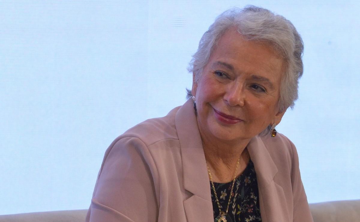 Olga Sánchez Cordero deja la Secretaría de Gobernación y regresa al Senado
