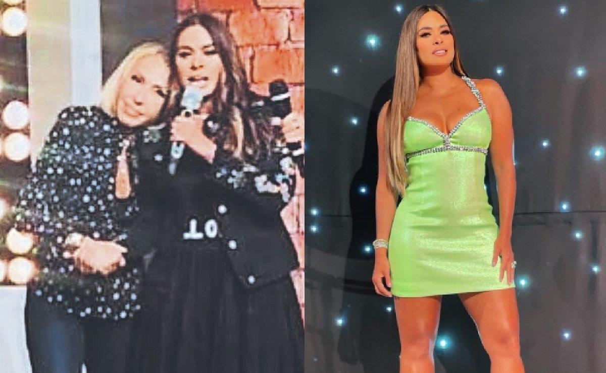 """Montijo ofrece ayuda a Laura Bozzo en vivo en """"Hoy"""" y pide hacer cooperación"""