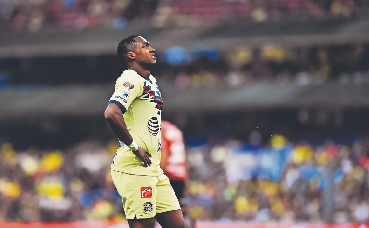 Tras polémico regreso de Renato Ibarra al Club América, queda fuera del torneo por esta razón