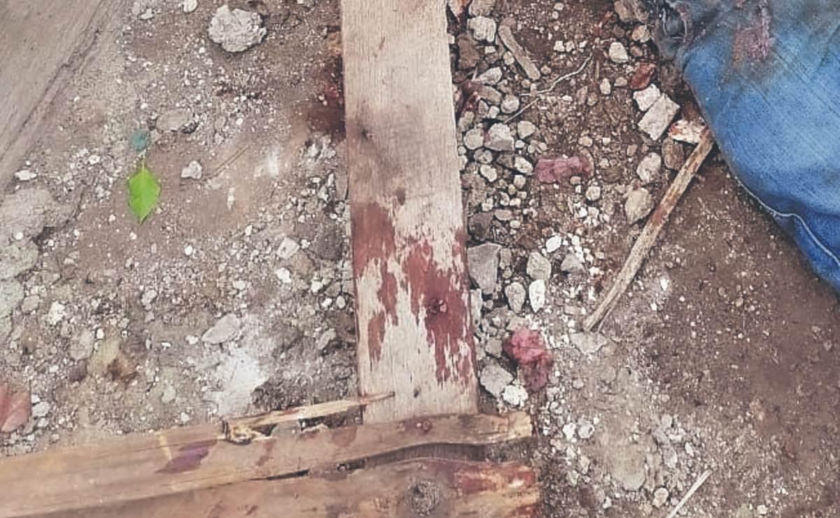 Con siete heridas hallan muerto a un albañil, en una obra de Tepoztlán