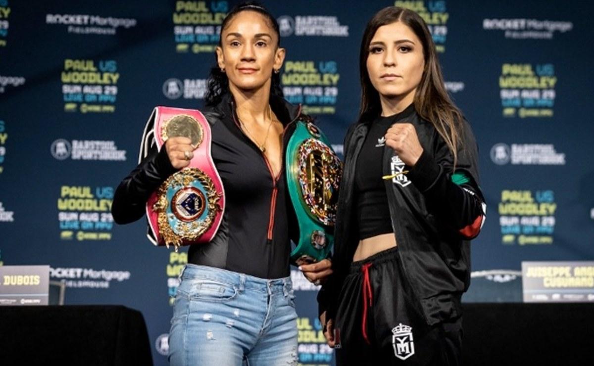 La boxeadora mexicana Yamileth Mercado está lista para buscar una hazaña sobre el ring