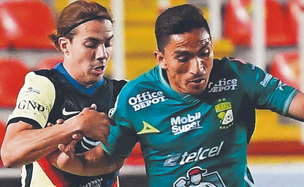 León vs América ¿Dónde y a qué hora ver el juego del Apertura 2021?