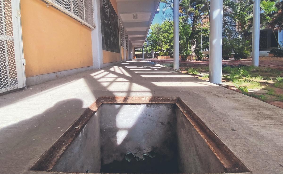 Unas 600 escuelas no están listas para iniciar clases ya que fueron saqueadas, en Morelos