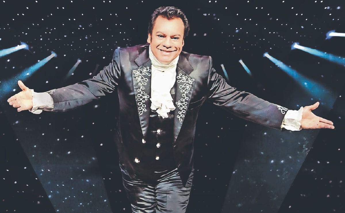 A cinco años de su muerte, Juan Gabriel está en el Top 5 de los cantantes con más regalías
