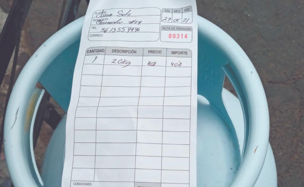 Vecinos de Iztapalapa denuncian que Gas Bienestar está más caro de lo que esperaban