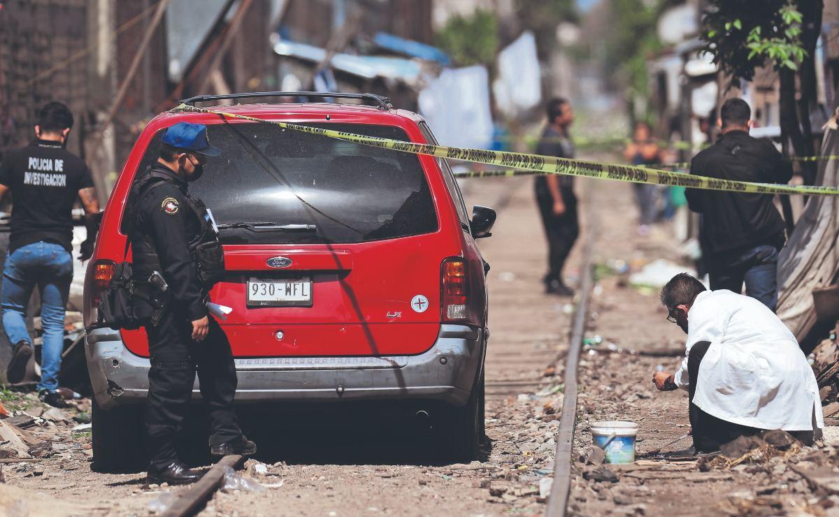 Borrachera termina en balacera que dejó como saldo un muerto, en Azcapotzalco
