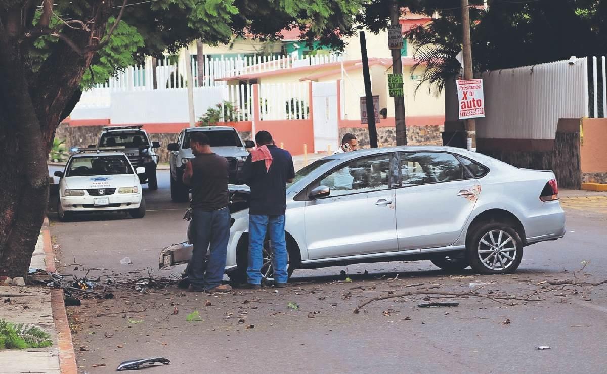 Choca auto por ir a toda velocidad, muere su hermano y decide hacer esto, en Cuernavaca