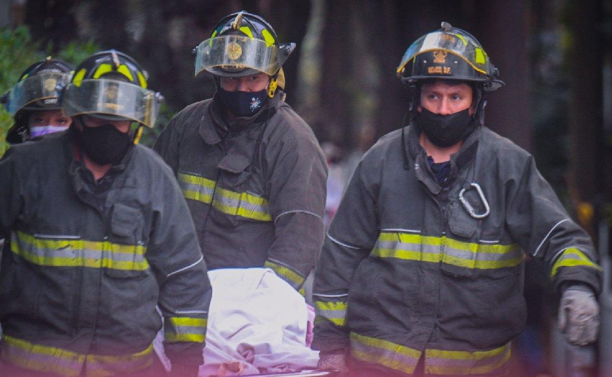 Mamá y sus dos hijas mueren intoxicadas por gas mientras dormían, en la Ciudad de México