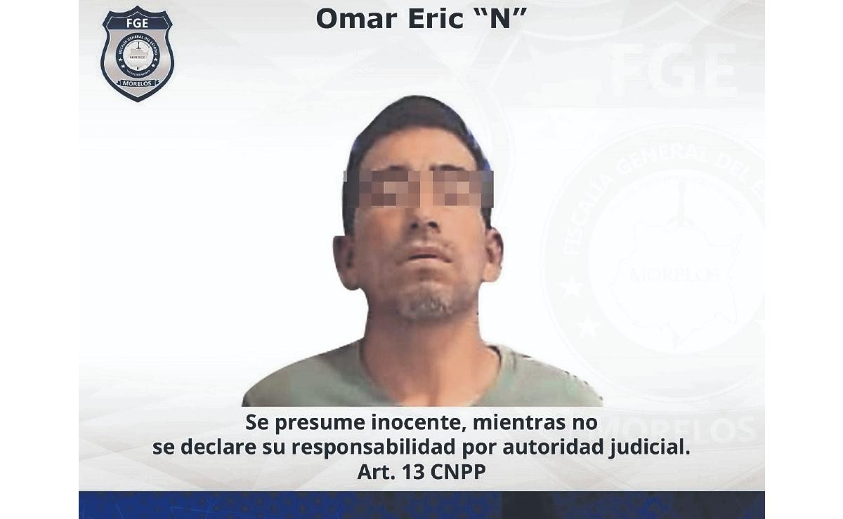 Atoran a uno de los asesinos de funcionario morelense, rentó un carro para cometer crimen