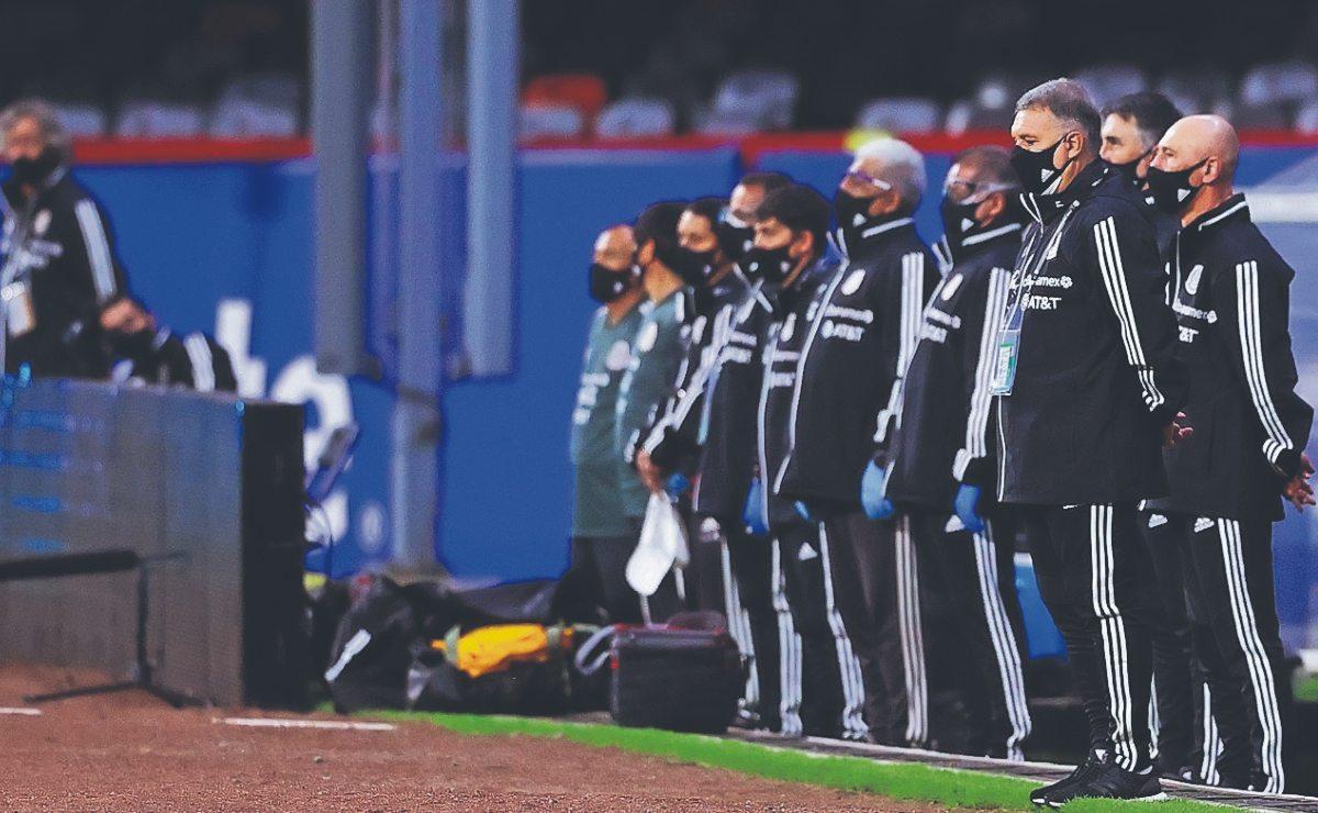 Comienza la eliminatoria rumbo a Qatar 2022, la Selección Mexicana es favorita