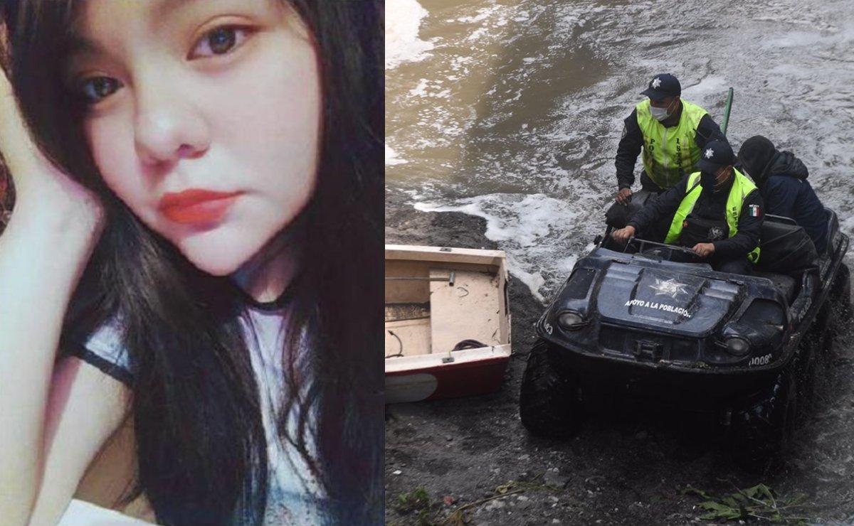 Encuentran en Hidalgo cadáver de Ana Karen, joven que fue arrastrada por la corriente en Edomex