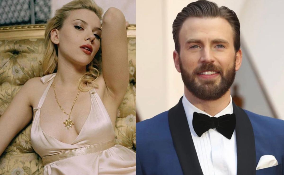 ¿Una nueva de Avengers? Scarlett Johansson y Chris Evans juntos de nuevo por esta razón