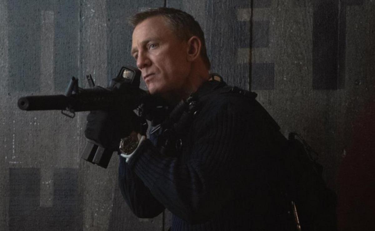 """Daniel Craig se despide de James Bond en el nuevo trailer de """"No Time to Die"""""""