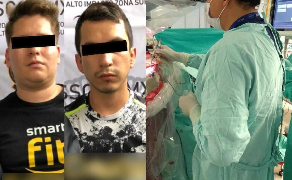 Caen presuntos asesinos de reconocido médico que estuvo en Instituto Nacional de Cancerología