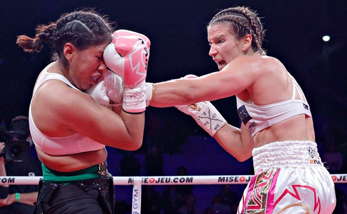 Jeanette Zacarías Zapata, la boxeadora mexicana que murió ya había sobrevivido a nocaut