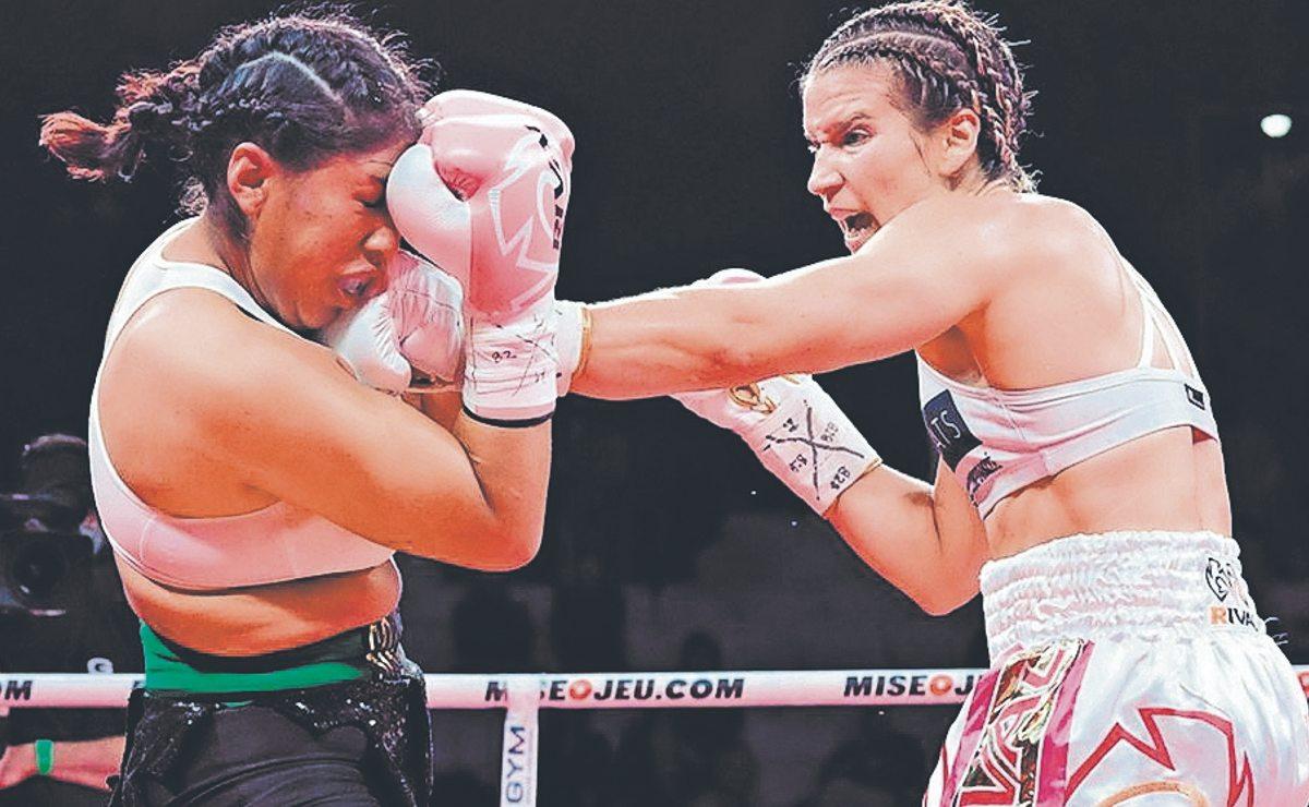 Autoridades de Quebec investigan la muerte de la boxeadora Jeanette Zacarías