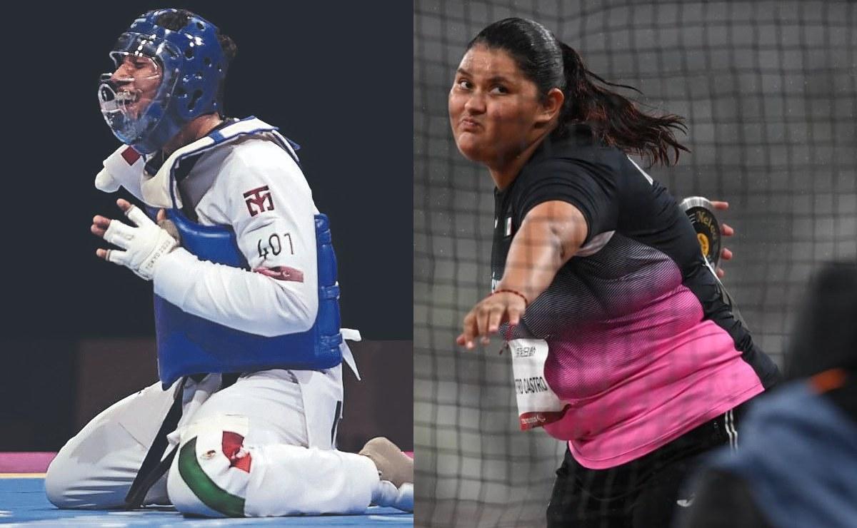 Caen más medallas para México en Juegos Paralímpicos, una de oro y una de bronce