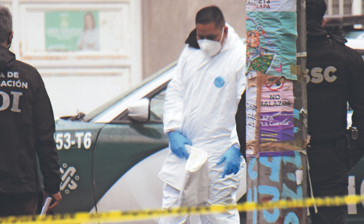 Matan a balazos a comerciante con turbio pasado por supuesta venganza, en CDMX