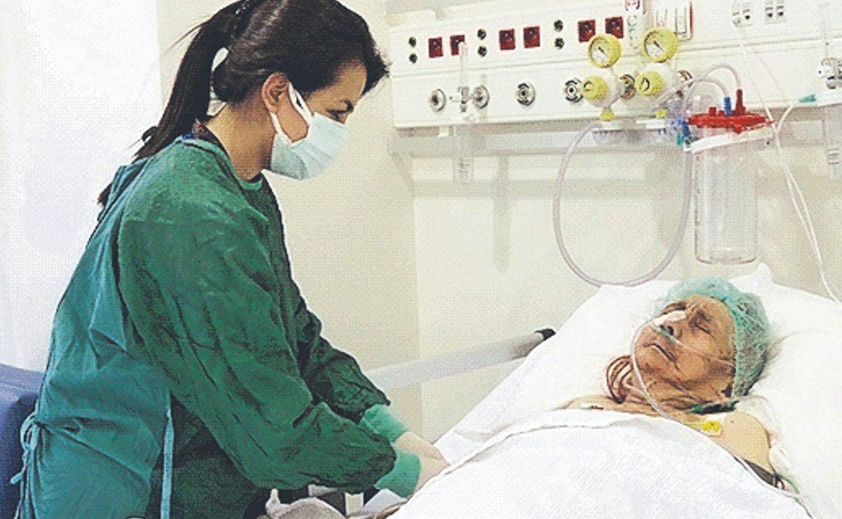 Anciana de 116 años se recupera y sobrevive al Covid-19, en Turquía