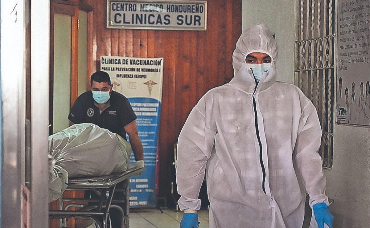 """Honduras registra 15 casos de """"hongo negro"""", en pacientes con Covid-19"""