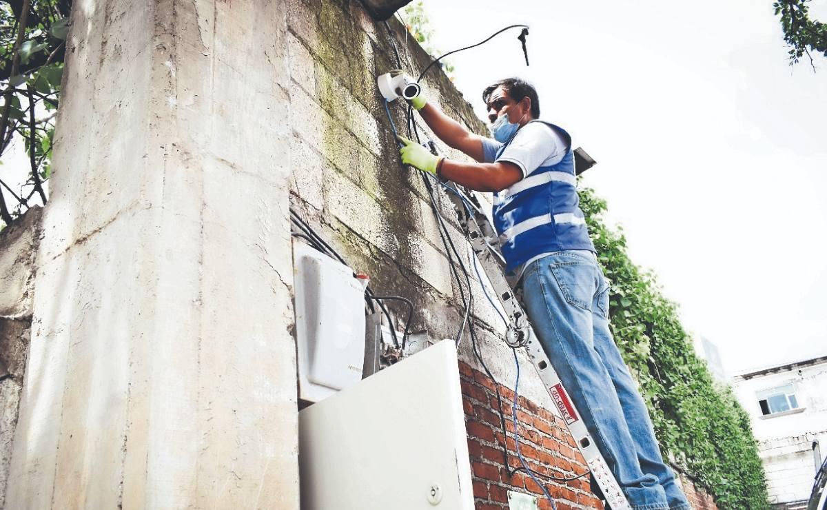Aumentan cámaras de videovigilancia en Morelos para detectar inseguridad