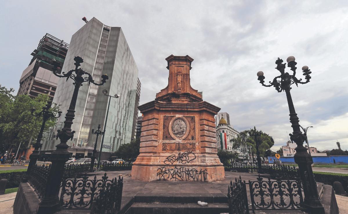 Levantarán escultura de mujer indígena en Reforma y esto es lo que sabemos