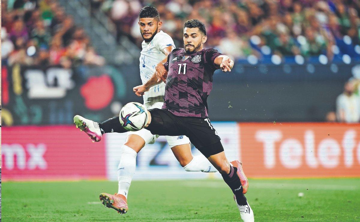 El Tri, listo para debatirse contra Panamá y hacer historia en las eliminatorias