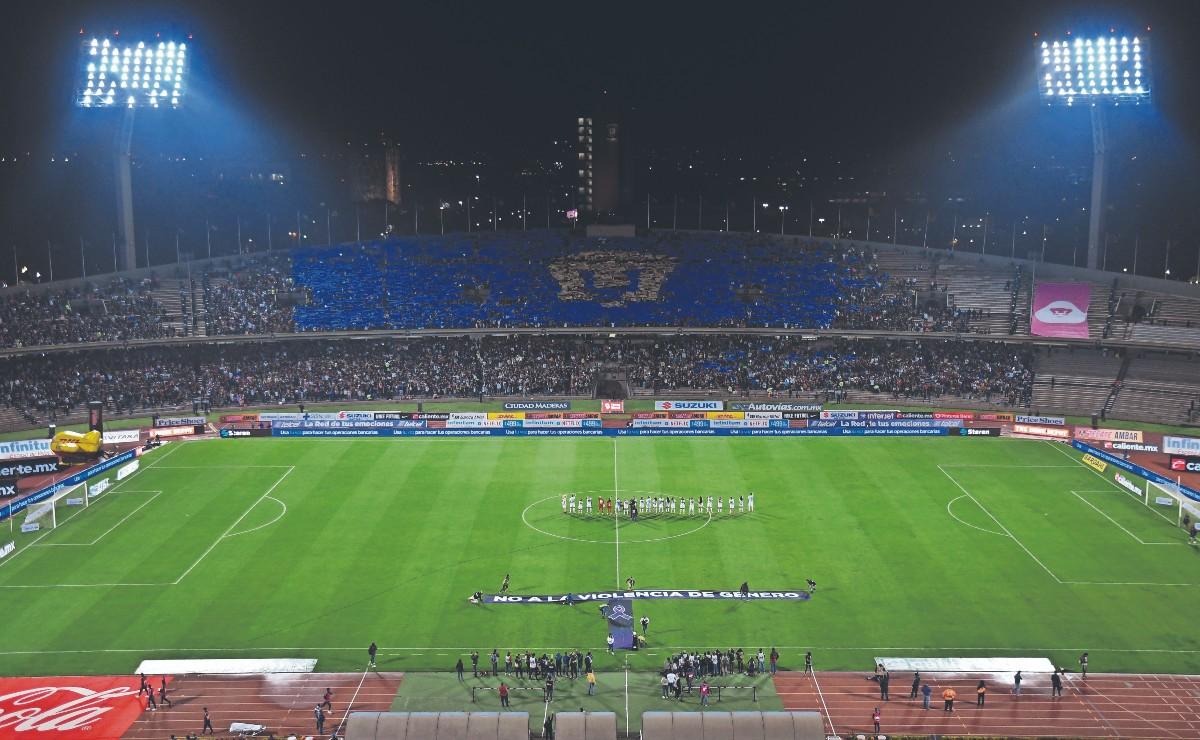 Pumas confirma reapertura del Olímpico Universitario para la afición, esta es la fecha