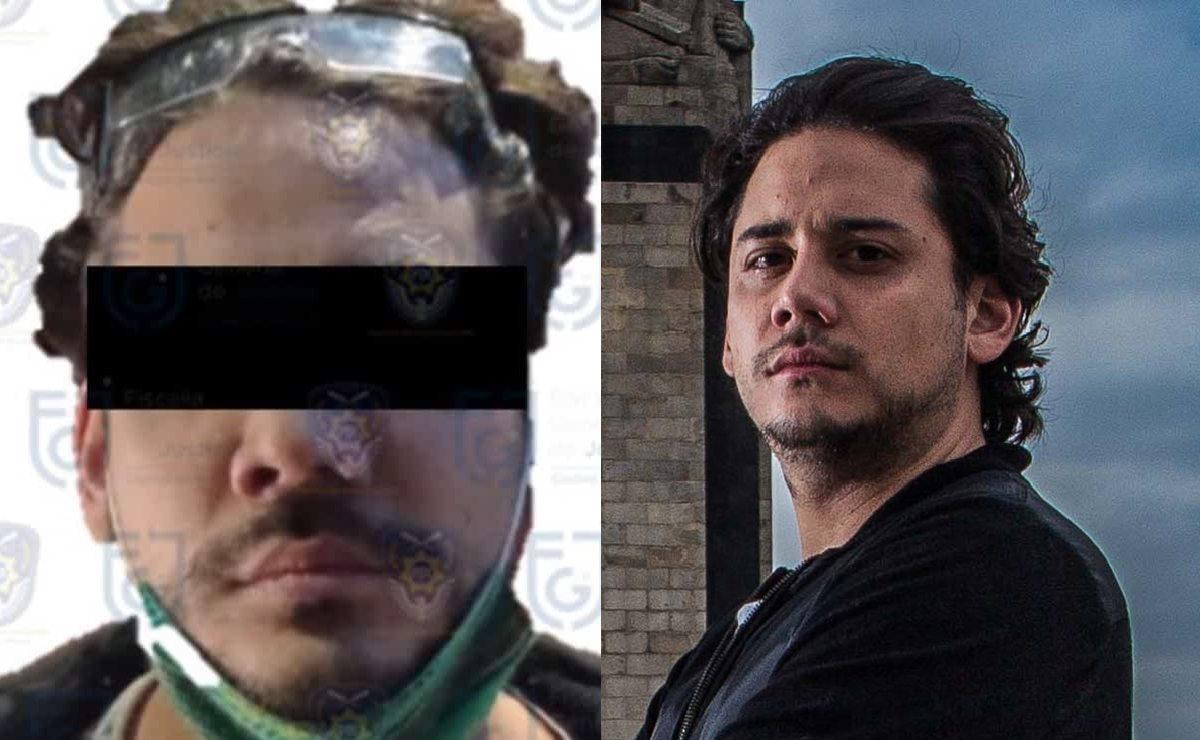 Rix sale de la cárcel tras aceptar abuso sexual contra Nath Campos y pagar 30 mil pesos