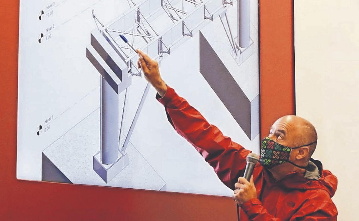 Cambiará diseño del tramo elevado de la Línea 12 del Metro CDMX, tras colapso