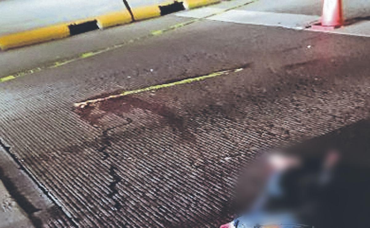 Muere motociclista atropellado por taxista en Cuernavaca, el ruletero se dio a la fuga