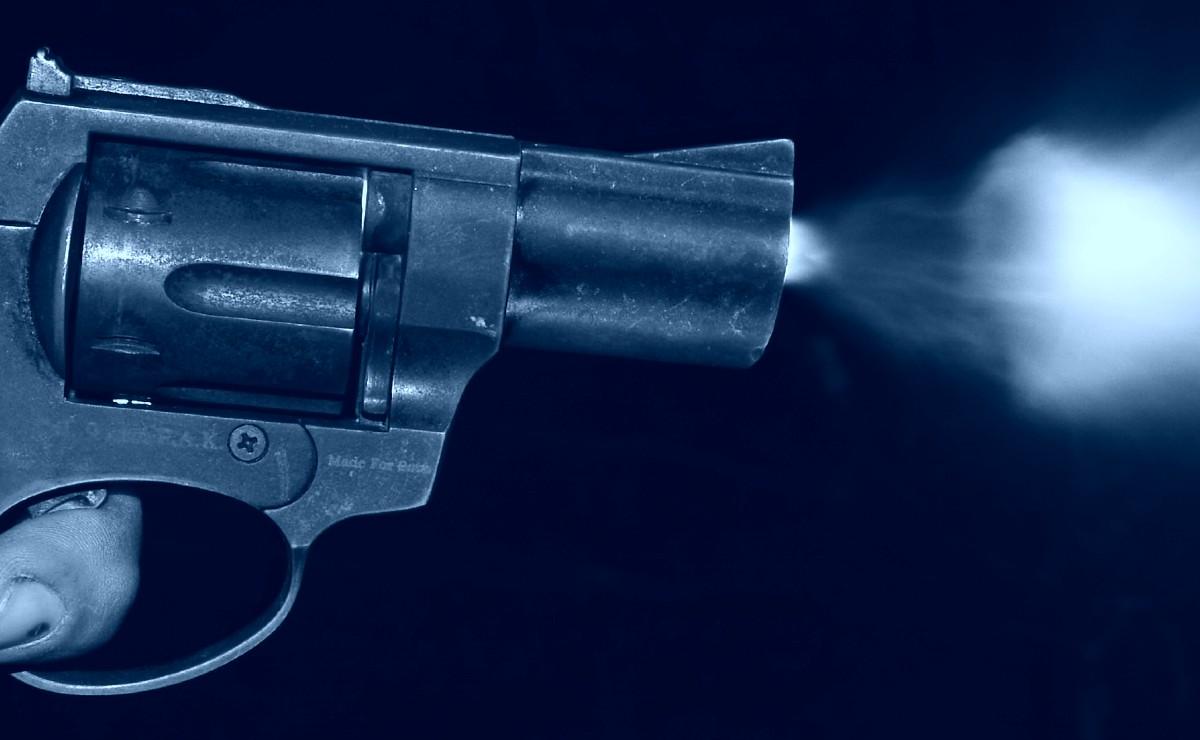 Sale de su casa y lo matan de un balazo en la cabeza, en Ecatepec
