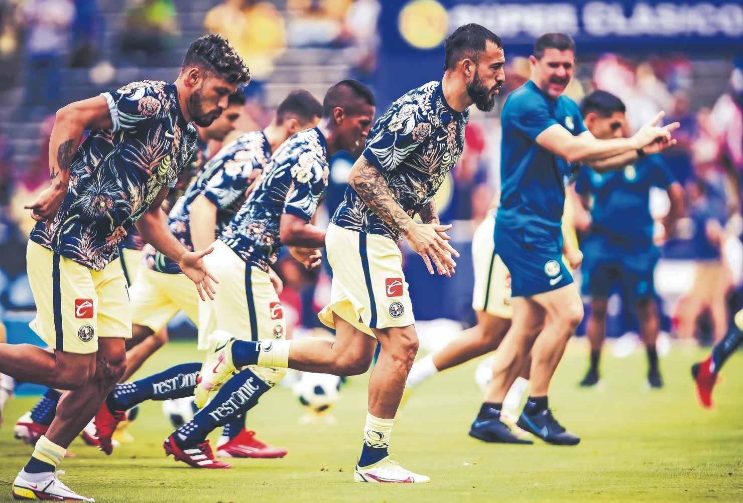 El América listo para destrozar al Mazatlán FC en la contienda de hoy