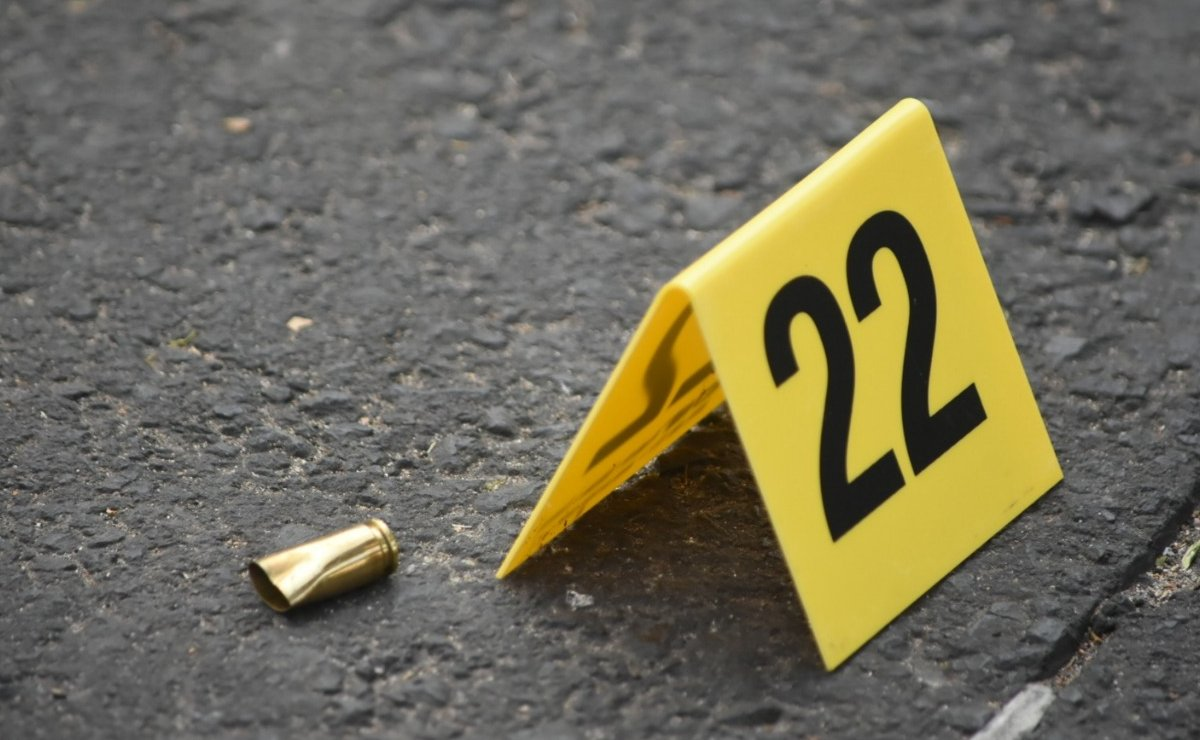 Joven motociclista del Edomex cae muerto tras ser baleado por sicarios
