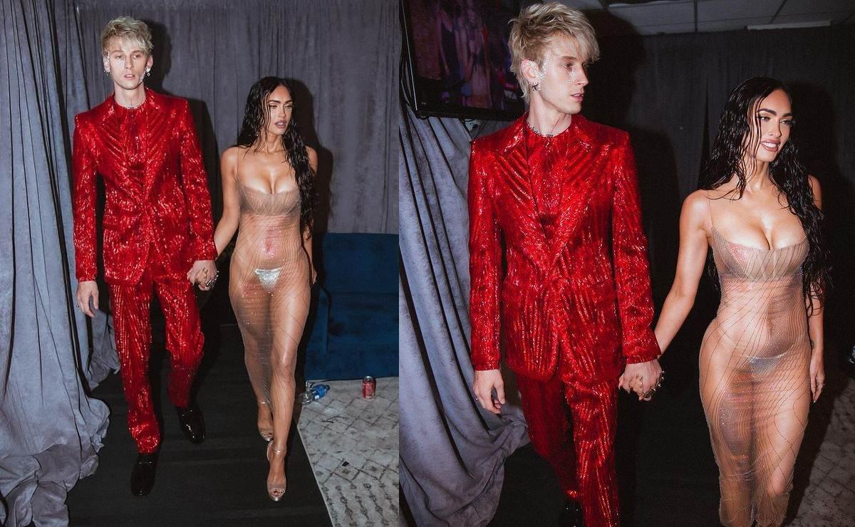 Así fue la pelea entre McGregor y novio de Megan Fox, en alfombra de los MTV Video Music Awards
