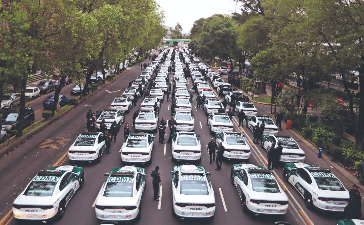La SSC reforzará la seguridad en las zonas más delictivas de la CDMX